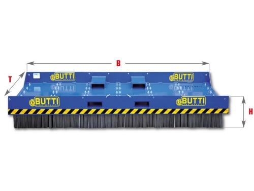 叉車掃帚Forklift Broom 5