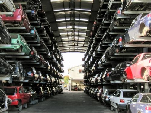 車輛儲存架SEDA Storage Rack 5