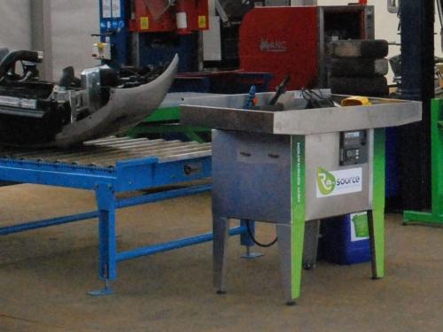 零件清洗台PartsWasher 4